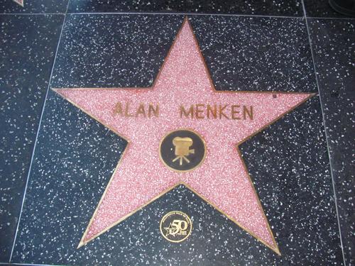 Alan Menken Star